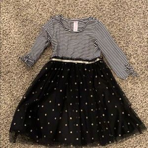 Girls size 6 dress by Justice